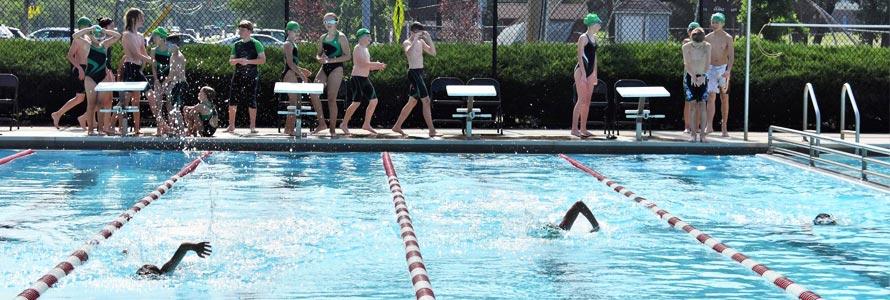 Typhoons Swim Team