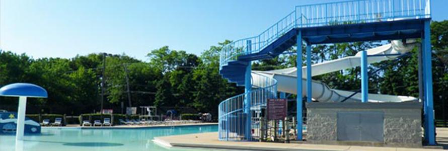 Lions Park Pool