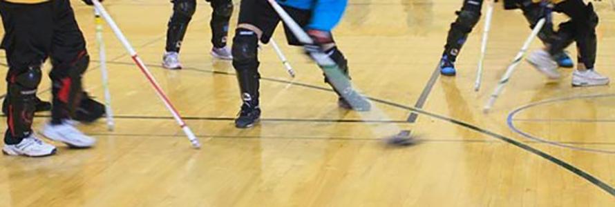 Youth Floor Hockey