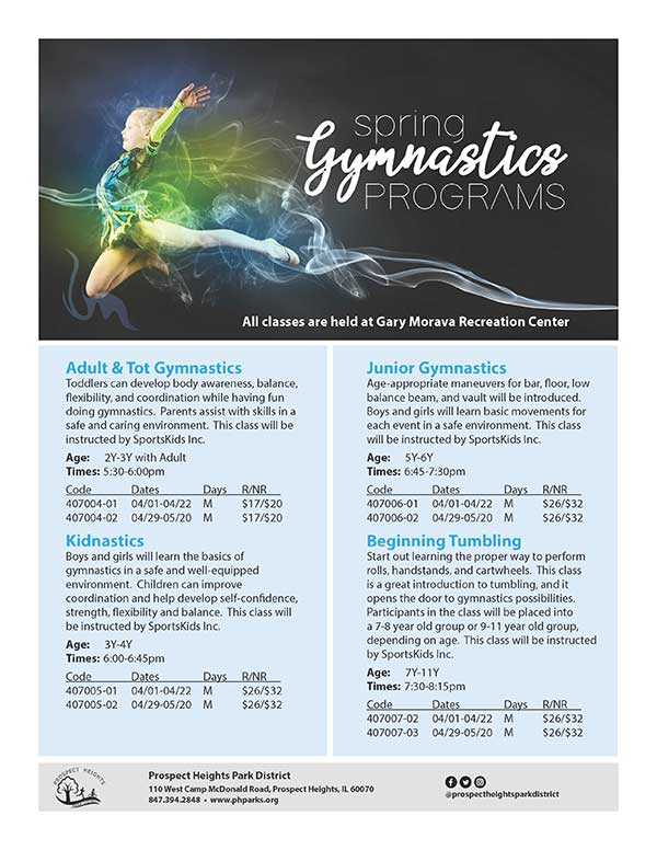 CLICK FOR MORE - Gymnastics