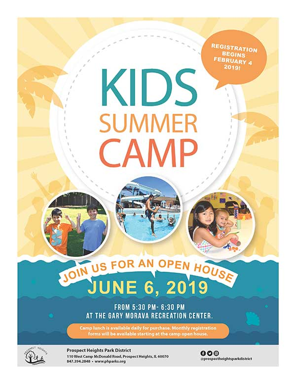 CLICK FOR MORE - Summer Camp