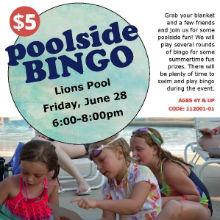 Poolside Bingo
