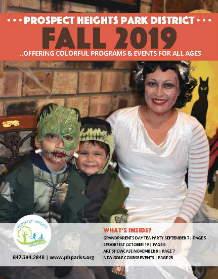 Fall 2019 Brochure