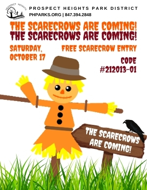 The Scarecrows are Coming! The Scarecrows are Coming!