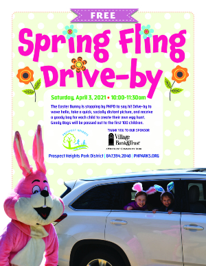 Spring Fling Drive-by
