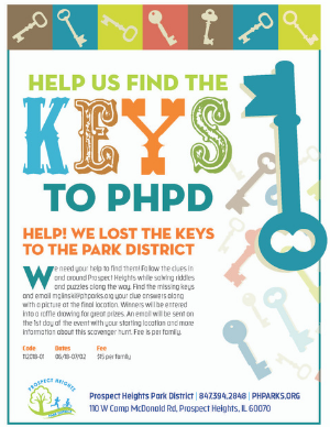 Help Us Find the KEYS to PHPD